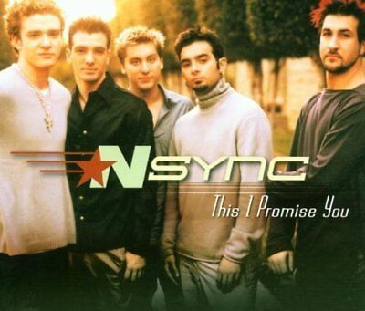 N-Sync | Single-CD | This I promise you (2000)