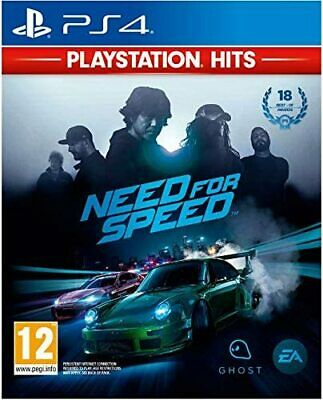 Need for Speed - PS4 Playstation 4 Spiel - NEU OVP