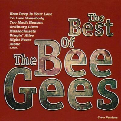 Bee Gees | CD | Best of (cover versions, 20 tracks)