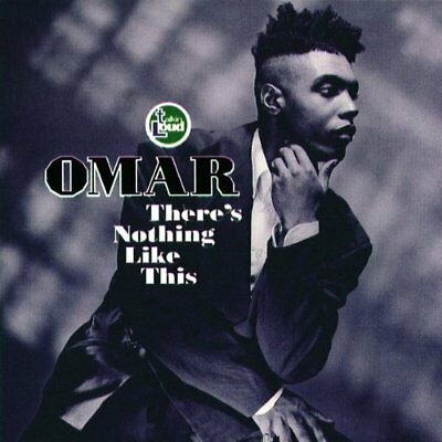 Omar | CD | There's nothing like this (1991)