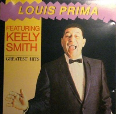 Louis Prima | CD | Greatest hits (16 tracks, feat. Keely Smith)