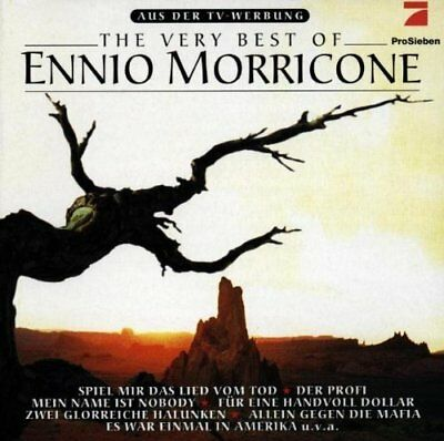 Ennio Morricone | 2 CD | Very best of (1997, Edel)