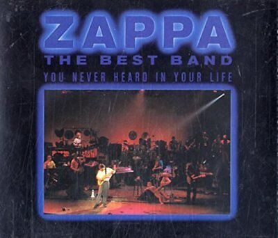 Frank Zappa | 2 CD | Best band you never heard in your life (1991)