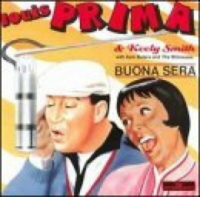 Louis Prima | CD | Buona sera (20 tracks, the entertainers-series, & Keely Sm...