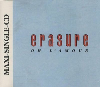 Erasure | Single-CD | Oh l'amour (Re-Mix, 1986/88)