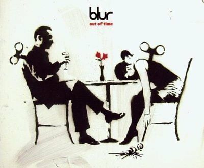 Blur | Single-CD | Out of time