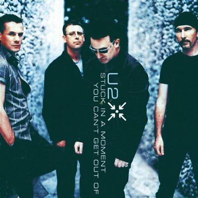 U2 | Single-CD | Stuck in a moment you can't get out of (2001, #5727792)