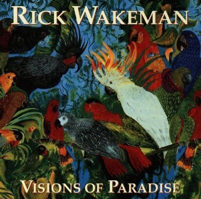 Rick Wakeman | CD | Visions of paradise (1996)