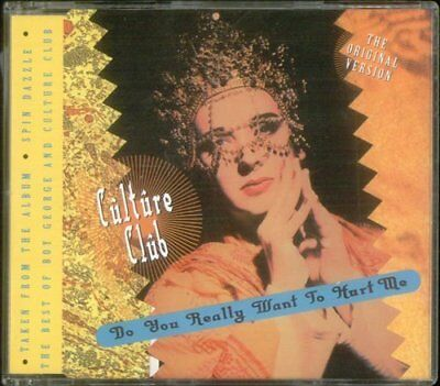 Culture Club | Single-CD | Do you really want to hurt me (1982/91)