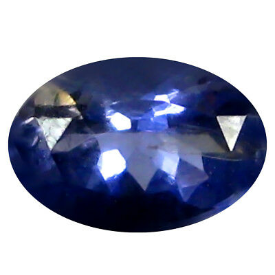 0.53 ct AAA Fair Oval Shape (7 x 5 mm) Iolite Natural Loose Gemstone