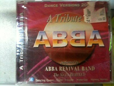 Abba | CD | A tribute to (performed by Abba Revival Band)