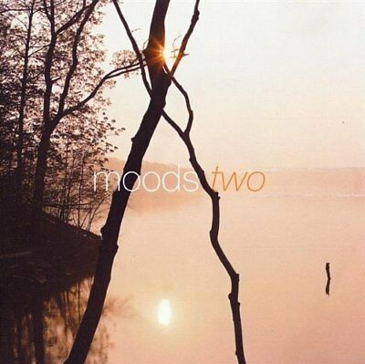 Moods 2 | CD | Michel Simone, Cerise, Euphoric Logic, Concert of Sound...