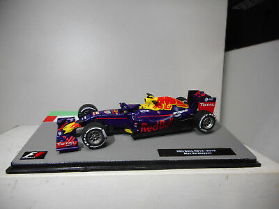 Red Bull Rb12 Max Verstappen 2016 Collect Formula F1 Ixo 1:43