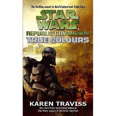 Star Wars Republic Commando: True Colours v. 3 (Star Wa - Paperback NEW Traviss,