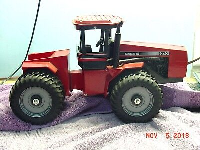 Case Ih 9370 Tractor,  With Duals,  Farm Show Edition 1995, 1/16, Die Cast