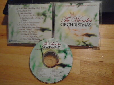 RARE OOP Tommy Coomes Band CD The Wonder of CHRISTMAS Billy Graham Evangelistic