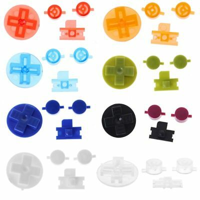 Buttons Set Replacement For Gameboy Classic for GB DMG A B D-pad buttons Button