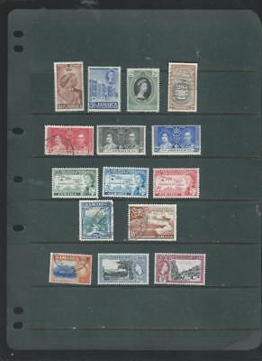 Jamaica small selection of stamps good range mint and used [10106]REDUCED