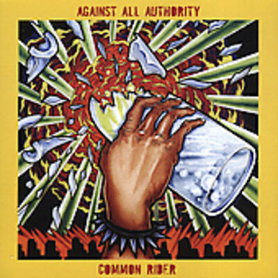 Against All Authority - Common Rider New Cd
