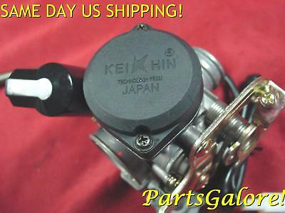 Performance Keihin CVK 19mm PD19 Carburetor, Honda & Chinese GY6 50cc QMB139
