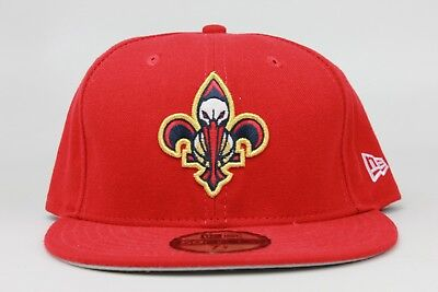 New Orleans Pelicans New Era 59fifty Rustic Vize Fitted Hat
