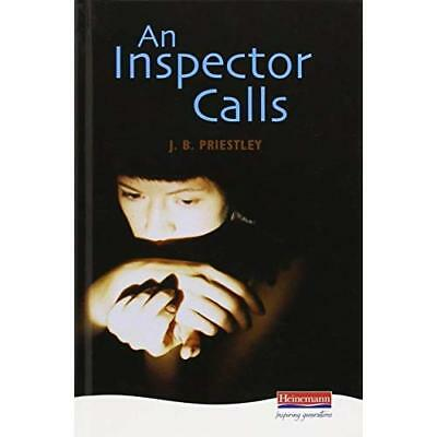 An Inspector Calls (Heinemann Plays) - Hardcover NEW Priestley, J.B. 1992-01-12