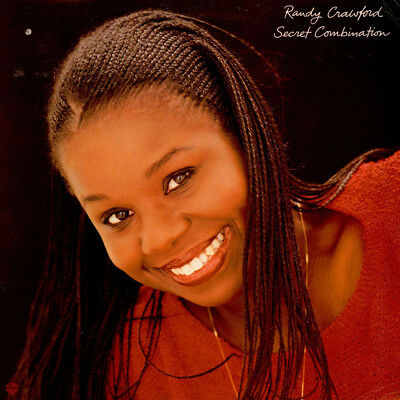 Randy Crawford - Secret Combination (Vinyl LP - 1981 - US - Original)