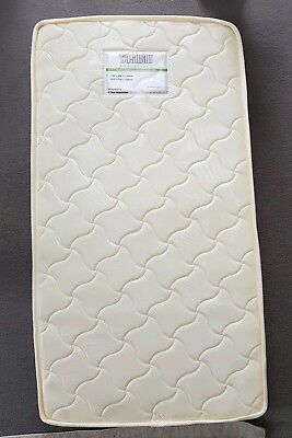BRAND NEW TASMAN ESSENTIALS INNERSPRING MATTRESS 1300×690x110mm RRP $99.95