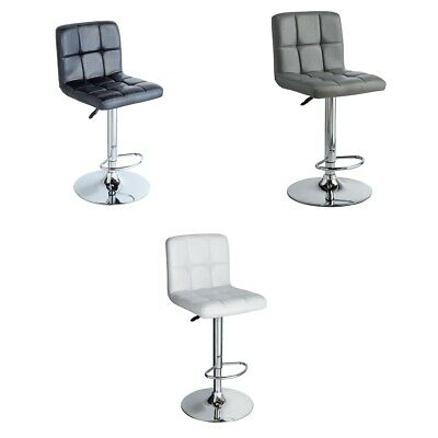 Argos Home Nitro Bar Stool - Choice of Black / Grey / White.