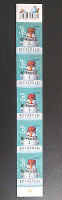 Hungary 2018. Christmas stamp sheet (5 stamps special sheet) MNH (**)