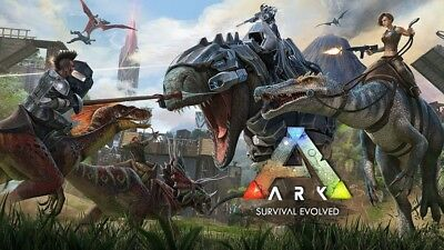 ARK: Survival Evolved [PC] [Region Free] Quick delivery