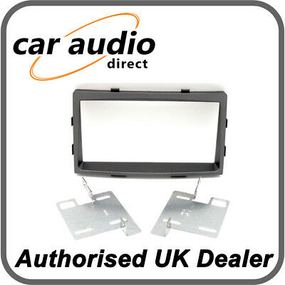 Connects2 CT23SY11 Double DIN Facia Plate Ssangyong Rodius Turismo 2013> 2015