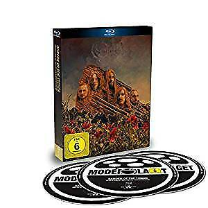 Opeth - Garden Of The Titans (Live At Red Rocks Ampitheatre) (NEW BLU-RAY+2CD)