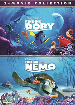 Finding Dory/Finding Nemo Doub DVD NEW