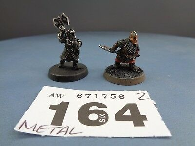 Warhammer Games Workshop Middle Earth Lord of the Rings Hobbit Kazad Guard 164