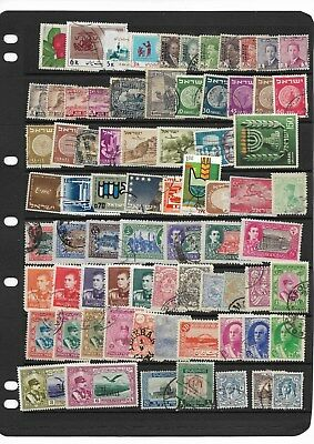 Middle East - Mainly used oddments on 3 scans - mixed condition (See desc)