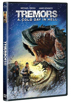 Kennedy,Gross,Van Graan,Mon...-Tremors: A Cold Day In Hell DVD NEW