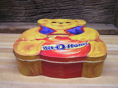 Nestle Bit O Honey Limited Edition Collectable Tin Canister