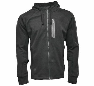 Speed & Strength Men's Run With The Bulls Armored Hoody Md Black 1103-0807-3653