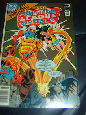 Justice League of America #152 Mar 1978 (FN-) Bronze Age Giant Size