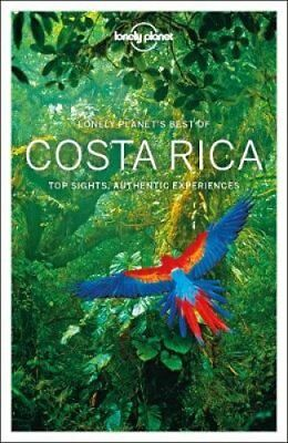 Lonely Planet Best of Costa Rica by Lonely Planet 9781786572677