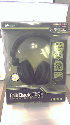 Universal Headset KMD (PS2,PS3,XBOX,XBOX 360,PC,MAC)