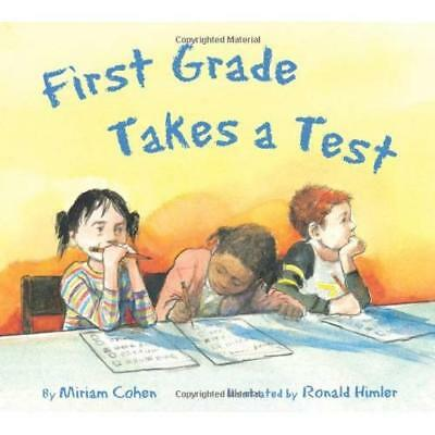 First Grade Takes a Test - Paperback NEW Cohen, Miriam 2006-11-30