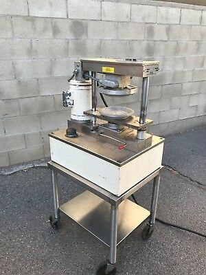 COMTEC 1100 Pie Press with dies Bakery Equipment Used Dough Equipment Very Good