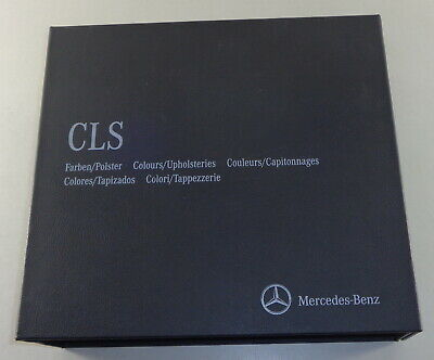 Polstermappe Motif Collection Mercedes Benz CLS C218 Support 2010