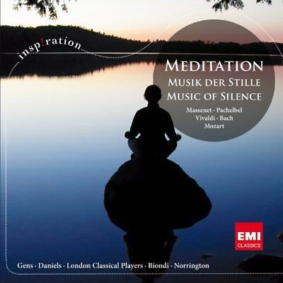 Meditation: Music Of The Silence / Various New Cd