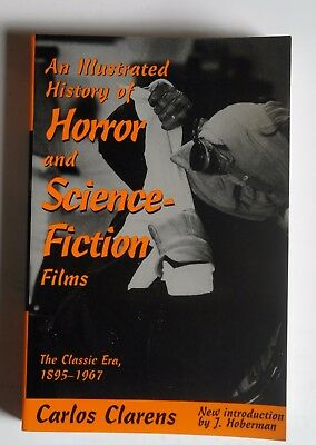 R630042 An Illustrated History Of Horror And Science-fiction Films: The Classic