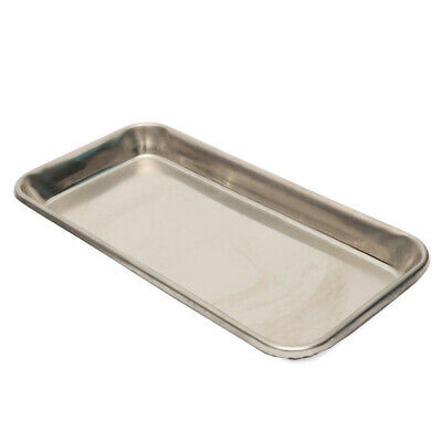 Popular Stainless Steel Medical Surgical Tray Dental Dish Lab Instrument Tool