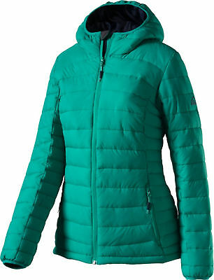 Mckinley Donna Giacca Casual in Simil Piumino Kenny HD Verde