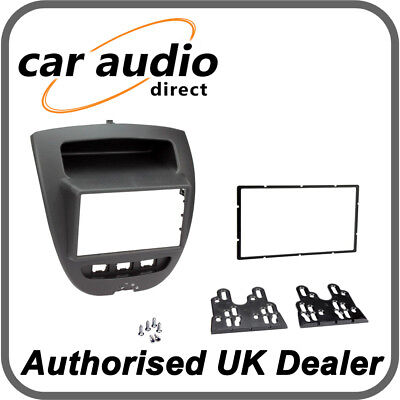 Connects2 CT23TY23 Double DIN Facia Plate for Toyota Aygo 2005> 2014